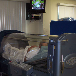 Hyperbaric Wound Care at Sunrise