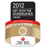 2012 Gold PLus Award